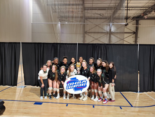 McIntosh Wins 4th Consecutive GHSA Volleyball State Title With 3-1 Over Blessed Trinity
