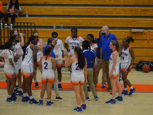 Lilly Hart's 18 Points Helps Parkview Bounce Back From Saturday Loss With 63-41 Win Over Josey