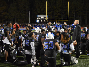 Westlake Holds Off Late Allatoona Rally For 27-24 Win And GHSA 6A Semifinals Birth