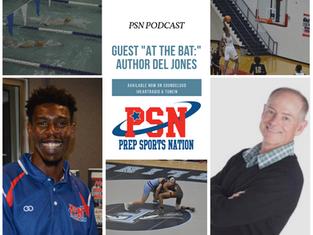 PSN Podcast Episode 60 Guest Author Del Jones