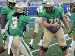 Wolves Winners On Day Two of Corky Kell As Buford Defeats Tucker 40-14