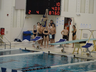 """Kaye Siblings """"Pace"""" AquaKnights To Win Over Paideia and Walker School"""