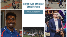 PSN Podcast Episode 65 Guest Kyle Sandy of Sandy's Spiel