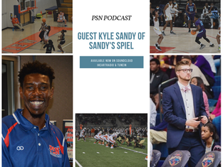 PSN Podcast Episode 57 Guest Kyle Sandy