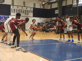 Knights Take Down Wolverines As St. Francis Defeats Walker 80-59