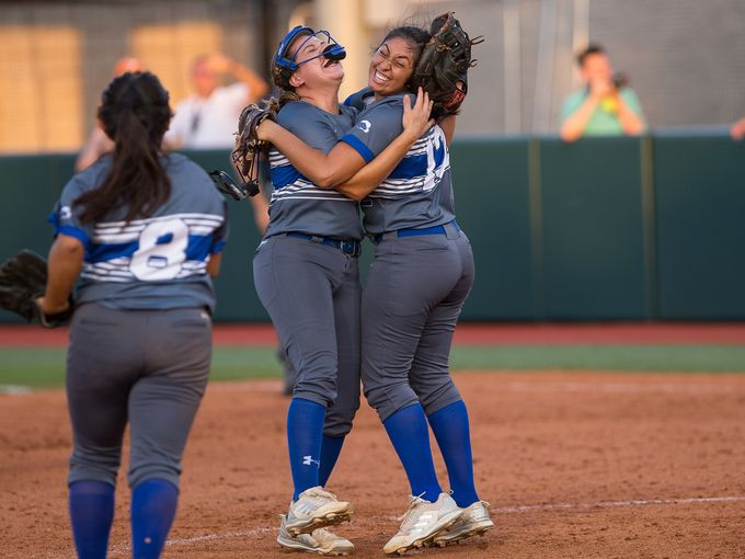 Saidi Castillo throws perfect game - Photo Credit: Courtney  Sacco