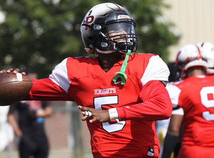 """""""State"""" To """"State"""", 4-Star Quarterback Dwan Mathis Drops Spartans For Buckeyes"""