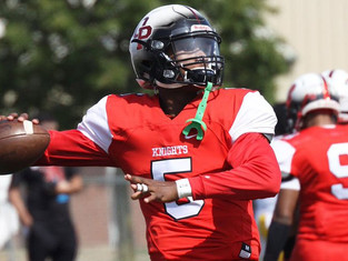 """State"" To ""State"", 4-Star Quarterback Dwan Mathis Drops Spartans For Buckeyes"