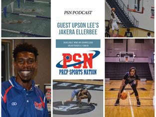 PSN Podcast Episode 61 Guest Upson Lee's Jakera Ellerbee
