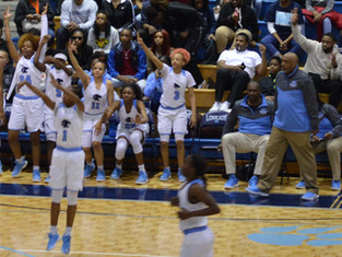 Wildcats Sweep Season Series As Lovejoy Defeats Forest Park 55-50