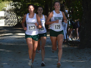 Strong Finish For Janie Cooper As Westminster Wins Dual Meet With Whitefield Academy