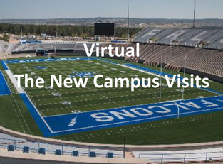 Virtual - The New Campus Visits