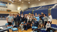 Pope Greyhounds Take Down Lassiter Trojans For Area Duals Championship