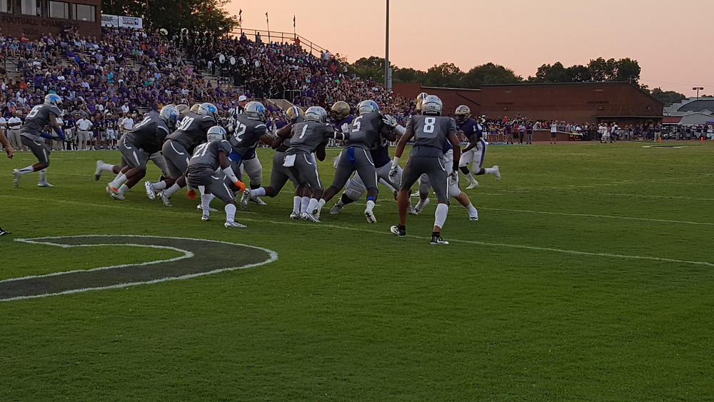 Westlake defense looks to keep the Hurricanes out of the endzone
