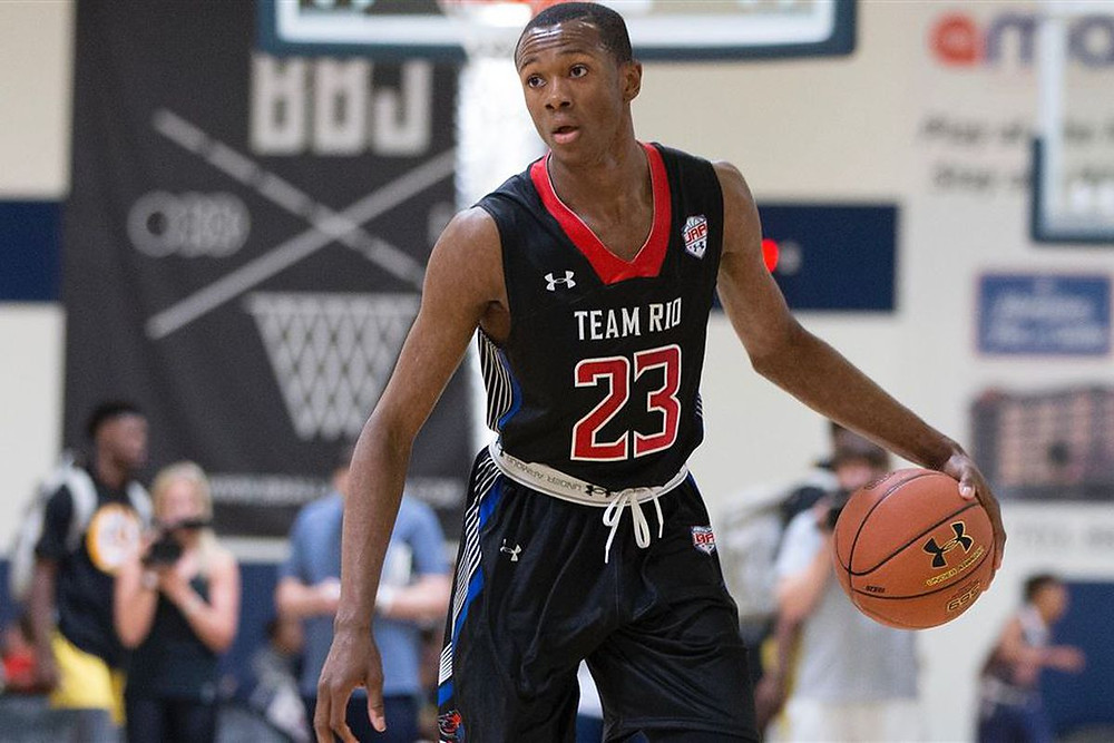 Scottie Lewis - Photo Credit - 247Sports