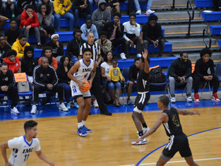 Kenyon Martin Jr. Scores 21 As IMG Tops TSF