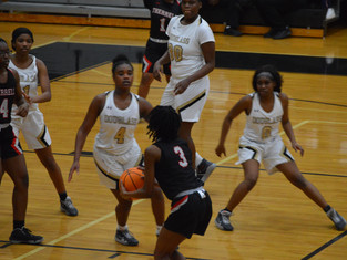 Lady Astros Back In Region Championship As Douglass Defeats Therrell 67-46
