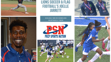 PSN Podcast Episode 75 Guest Westlake Soccer And Flag Football Joelle Jarrett