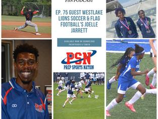 PSN Podcast Episode 75 Guest Westlake Soccer And Flag Football Joelle Jarrett