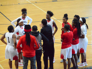Panthers Secure No. 3 Seed For State Playoffs As Therrell Defeats Washington 69-45