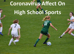 PSN Update - Affects Of COVID-19 On High School Sports
