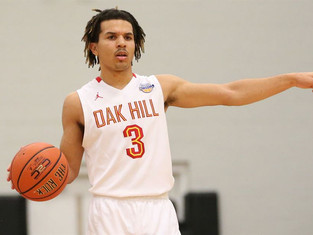 It's Chapel Hill For Cole Anthony, Commits To North Carolina Tar Heels