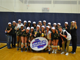 McIntosh Chiefs Defeats 2 Time Defending Champs, Buford Wolves 3-2 For GHSA 5A Volleyball Championsh