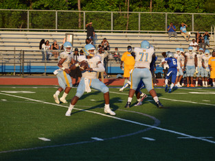 Mays Holds Off Westlake 34-33 In Spring Game Action