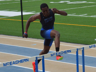 Westlake's Malik Mixon Named Gatorade Georgia Boys Track and Field Athlete of the Year