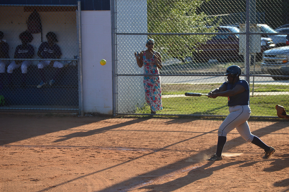 #11 Tattyana Chevis connects for double, RBI