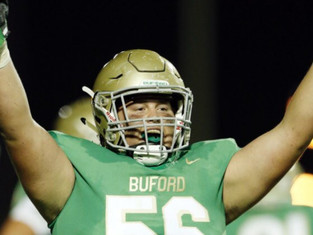 Buford Offensive Lineman, Reece McIntyre Commits To Ole Miss