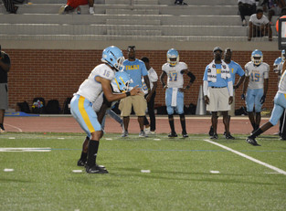 Tyree Nelson, Mays Raiders Ground Game Solid In 17-0 Win Over Carver In Preseason Scrimmage