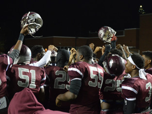 Panthers Ground Eagles, Carver-Atlanta Rolls Past Columbia 36-0, Headed To Round 2 of GHSA 5A State