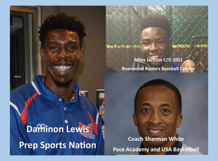 PSN Podcast Ep. 10 Guest Pace Academy's and USA Basketball Coach Sharman White and Riverwood HS