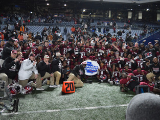 Warner Robins Routes Carterville 62-28 For GHSA 5A State Title, QB Jalen Addie Six Touchdowns