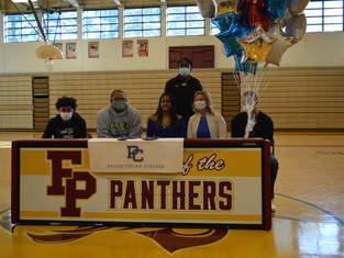 PSN Spotlight - Forest Park Lady Panthers Basketball 2020 Signing Day