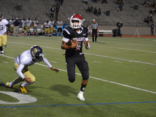 Grady Rolls On to 54-0 Win Over Decatur