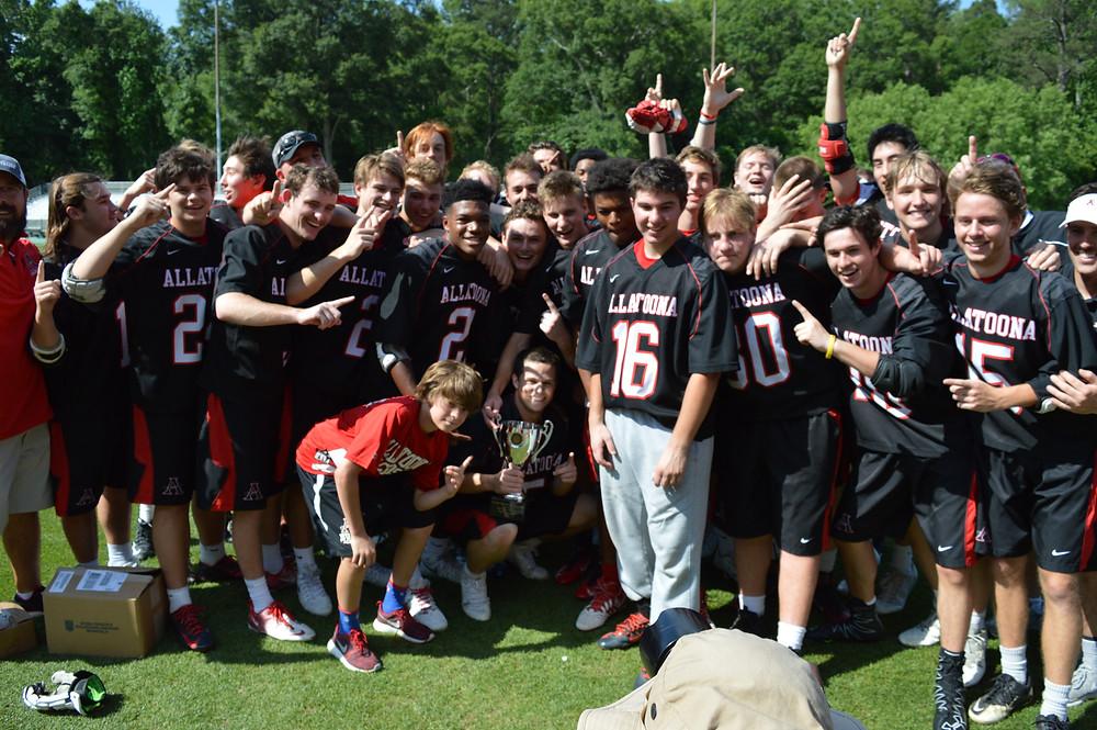 Allatoona High Wins 2015/16 Lacrosse State Championship