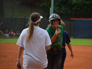 Roswell's Hannah Gore Strikes Out Entire Line Up As Hornets Defeat North Springs 10-0