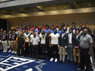 Atlanta Public Schools Kick Off 2019 Football Season With Media Day