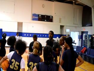 PSN Summer Break - Drew Lady Titans Basketball