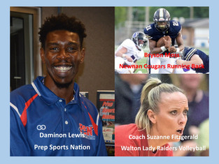 PSN Podcast Ep. 14 Guest Coach Suzanne Fitzgerald and Newnan Cougars Running Back Bryson Moss
