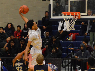 Wheeler Size Too Much For Whitefield, Wildcats 83-60 Over the Wolfpack