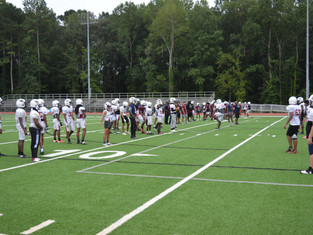 PSN Spotlight - Pebblebrook Falcons Ready For Challenge Hapeville Will Bring