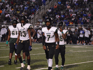 Langston Hughes Snuffs Out Westlake Rally To Hold On For 31-24 Win