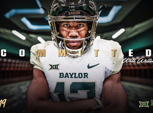 Chapin High Defensive Star, Will Williams Gives Verbal Commit To Baylor