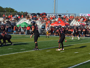 AJ Swann Airs It Out, Leads Cherokee To 52-6 Win Over Mays In Season Opener