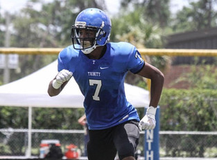 4-Star CB Miles Brooks Gives Commitment To Georgia Tech