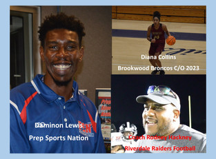 PSN Podcast Ep 11 With Guest Coach Rodney Hackney, Broolwoods' Diana Collins and New Level Recru