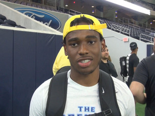 4-Star Running Back, Eric Gray Commits To Michigan Wolverines